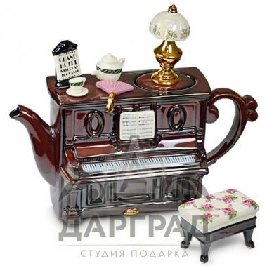 """Чайник """"Фортепиано"""""""