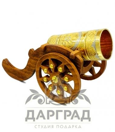 """Купить Стопка """"Пушка"""" (Златоуст) в магазине подарков дарград"""