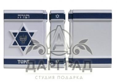 Заказать Подарочное издание «Тора» (кожа) в интернет магазине дарград