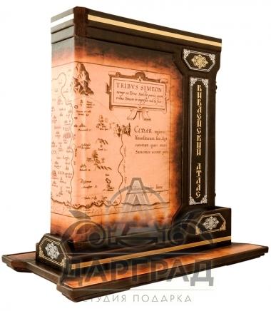 Купить Эксклюзивное издание «Библейский атлас» в подарок руководителю