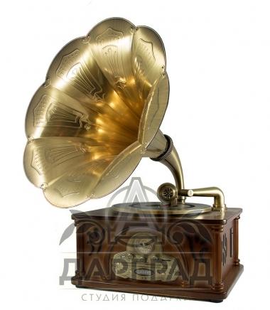 Купить подарок руководителю Музыкальный центр Граммофон