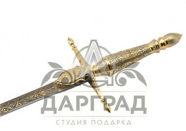Кортик авторский «Адмирал» (Златоуст)