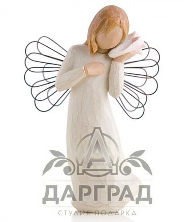 Заказать Фигурка «Ангел. Думаю о тебе» (Willow Tree) в интернет магазине