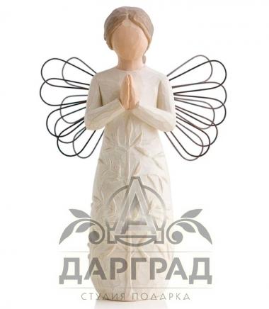 Купить Фигурка «Ангел молитвы» (Willow Tree) в подарок женщине