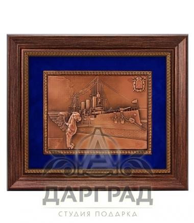 Подарок из петербурга Рельефное панно «Аврора»
