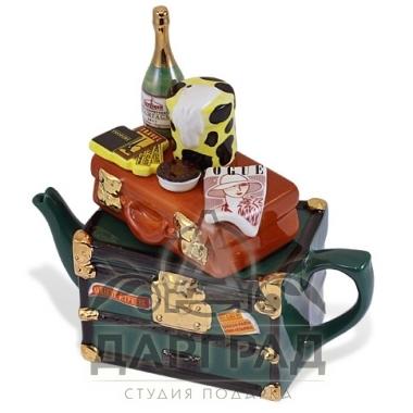Чайник «Настольный багаж»