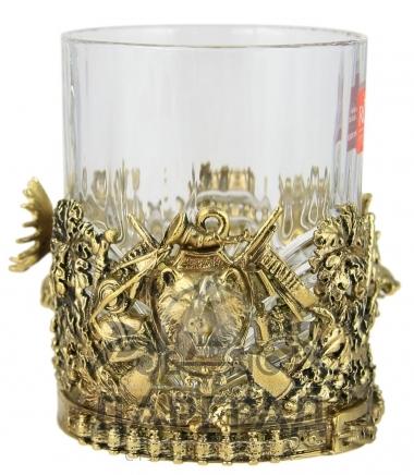 Бокал для виски «Трофеи охотника»