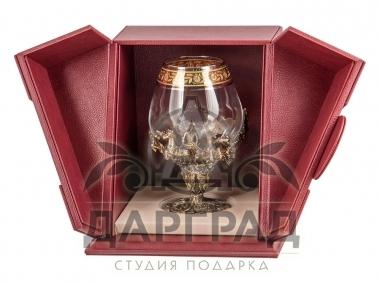 Бокал «Монарх» в подарочной коробке в Санкт-Петербурге
