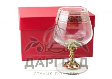 Заказать Бокал для крепких напитков «Рубин» в инетрнет магазине подарков с доставкой по России и СПб