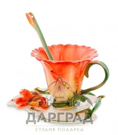 Чайная пара «Лилия»