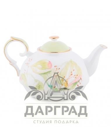 Чайный набор «Калла» подарок женщине