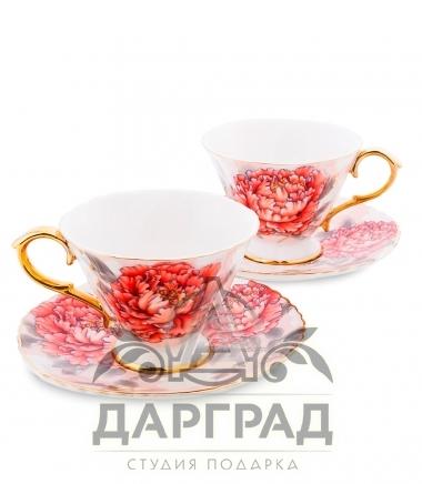 Чайный набор «Аморе» на две персоны