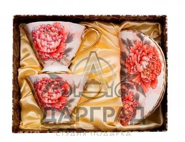 Подарочная посуда Чайный набор «Аморе»