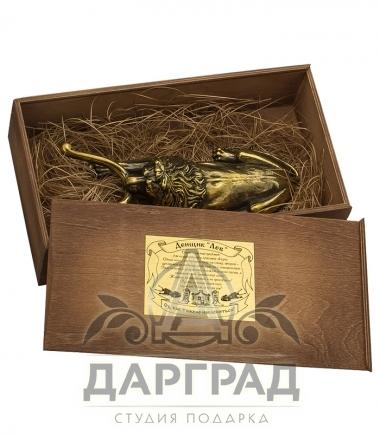 Купить Приспособление для снятия обуви «Лев» в магазине подарков Дарград Санкт-Петербург