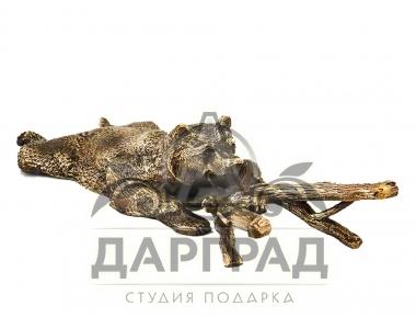 Приспособление для снятия обуви «Медведь» полезный подарок мужчине на юбилей