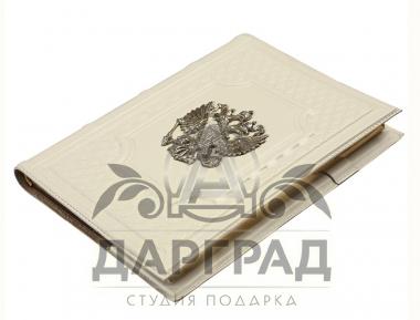 Заказать подарок руководителю Кожаный ежедневник «Привилегия»