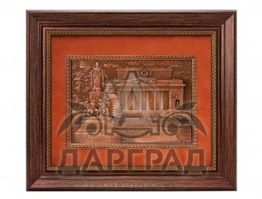 заказать подарок директору Рельефное панно «Екатерина» актеру в магазине подарков