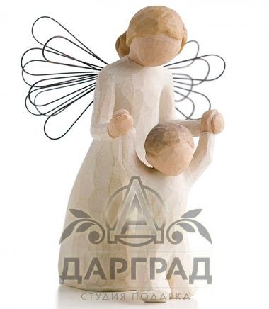 """Фигурка """"Ангел хранитель"""" (Willow Tree)"""