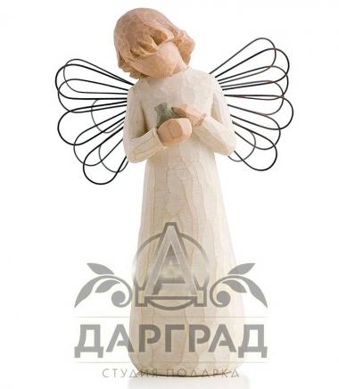 Купить Фигурка «Ангел защиты» (Willow Tree) в интернет магазине
