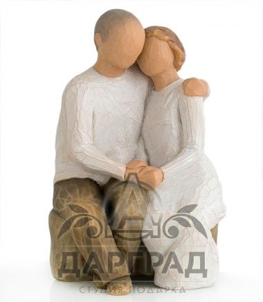 """Фигурка """"Годовщина"""" (Willow Tree) подарок на свадьбу"""