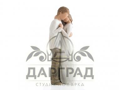 "купить Фигурка ""Обещание"" (Willow Tree) в Петербурге"