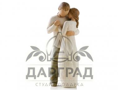 """Статуэтка """"Обещание"""" (Willow Tree)"""