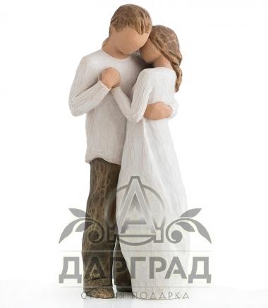 """Фигурка """"Обещание"""" (Willow Tree) в магазине подарков Дарград"""
