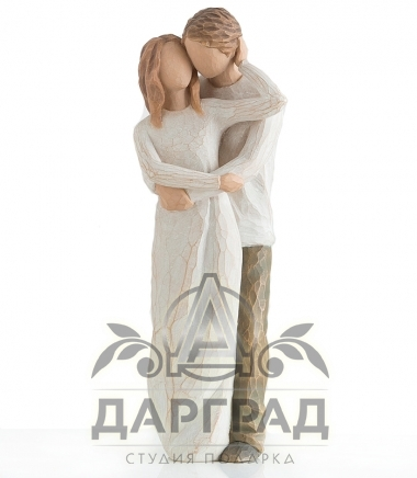 "Купить Фигурка ""Вместе"" (Willow Tree) в магазине подарков Дарград"