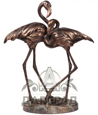 """Скульптура """"Фламинго"""""""