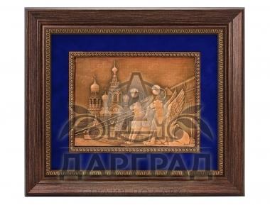 Заказать деловой подарок Рельефное панно «Грифоны Петербурга»