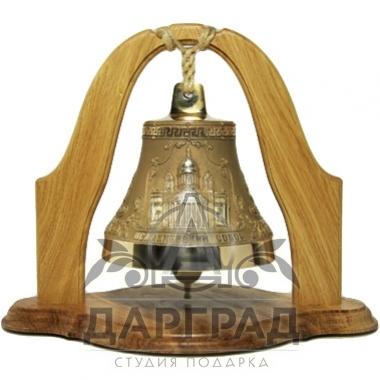 Купить Подарочный колокол «Санкт-Петербург» в магазине подарков Дарград Санкт-Петербург
