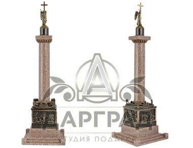 Купить Александрийский столп (большой) в подарок из Питера