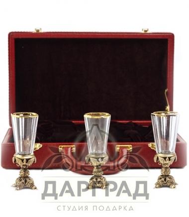 Набор лафитников в магазине подарков СПб