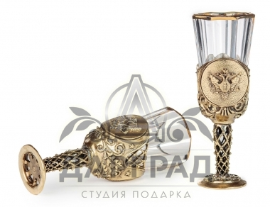 Подарок юристу Набор лафитников «Юстиция»