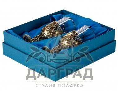 Набор лафитников Юстиция с доставкой по Петербургу