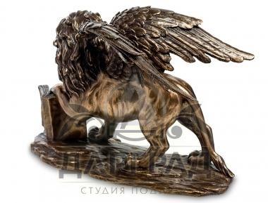 """Статуэтка """"Крылатый лев"""""""