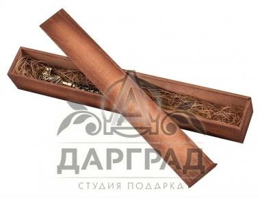 Заказать Рожок для обуви «Лев» в подарочной коробке в магазине подарков Дарград Санкт-Петербург