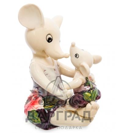 фарфоровая Фигурка Мама с мышонком