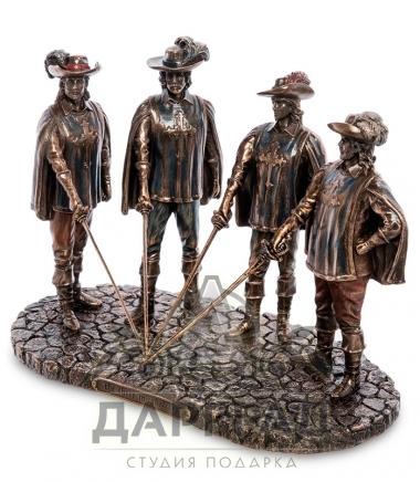 Композиция «Три мушкетера» купить подарок другу