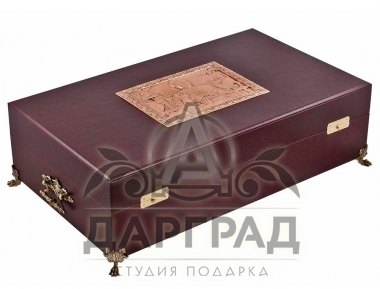 Подарок на юбилей Набор для чаепития «Колокольчик»