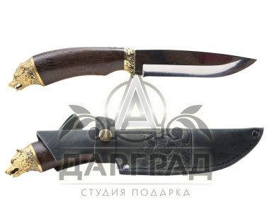 Зказать Подарочный набор «Русская рыбалка» с ножом
