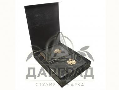 Заказать Подарочный набор «Статус» подарок руководителю в СПб