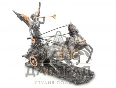 Купить подарок директору Статуэтка «Ника на колеснице»