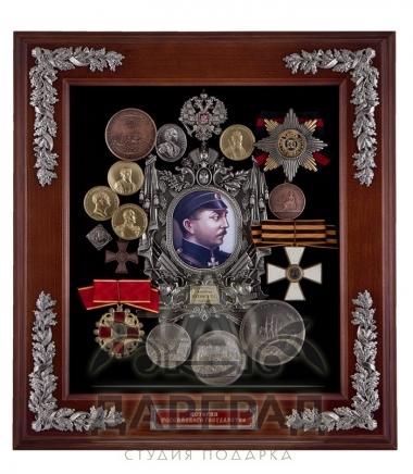 Купить Панно «Нахимов» в подарок моряку военному