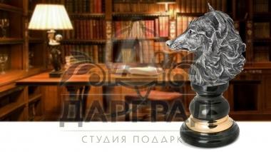 """Эксклюзивный подарок Оснастка для печати """"Волк"""""""