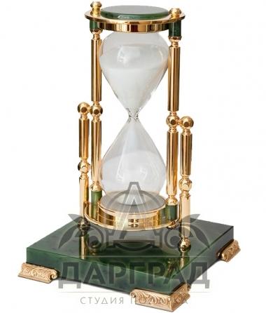 """Купить Песочные часы """"Премьер"""" (30 мин) в подарок руководителю"""