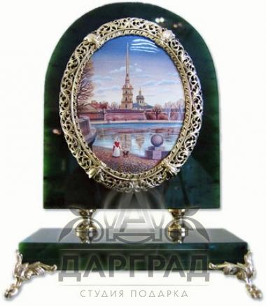 """Настольный прибор """"Петропавловская крепость"""""""