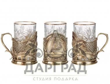 Купить подарок в Петербурге Подстаканник «Медный всадник»
