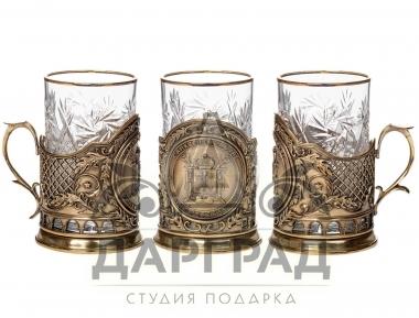 Подстаканник «Герб Петербурга»