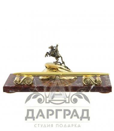 Подставка под ручку «Медный всадник»